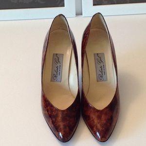 Roberto Gil Shoes - 🍃🌹Roberto Gil - 'Tortoise Shell Heels' 🍃